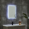 CE IP44 New Style 4 Sides Frame Illuminated LED Bathroom Mirror with Anti-foggy