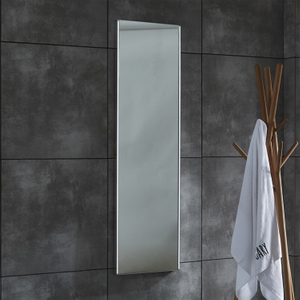 Modern New Design Cosmetic Bathroom Backlit Electric Mirror High Quality Multi-functiona Wall Mounted Lighted Led Mirror