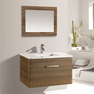 Entop European Modern Style Waterproof Bathroom Cabinet