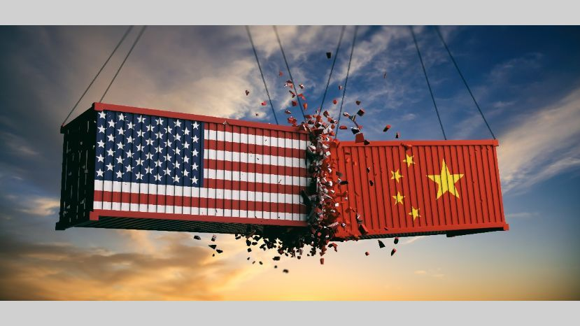 2018-2019 Trade Tariffs War Trn