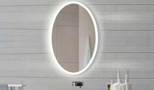 How to avoid electric shock when using LED bathroom mirror in bathroom
