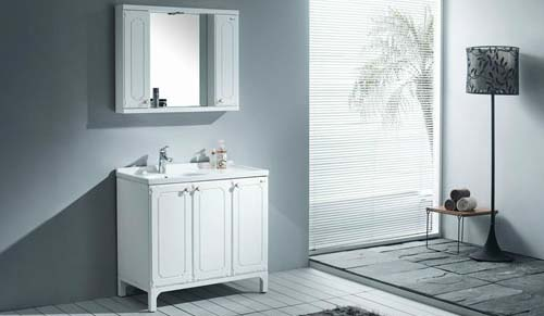 Bathroom cabinet material introduction