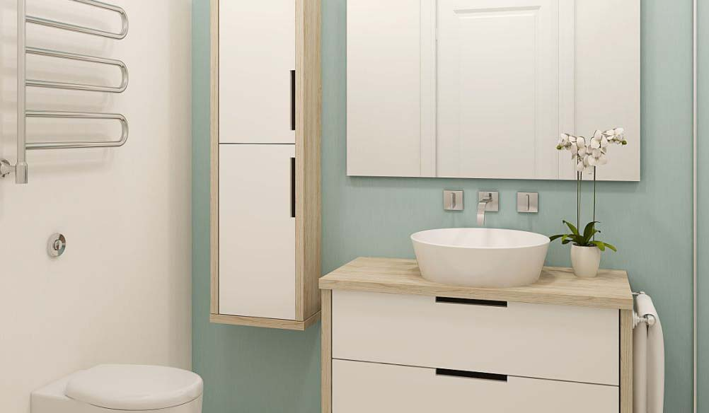 Solid wood bathroom cabinet design guide